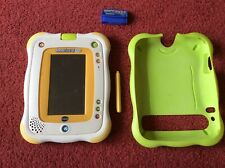 YELLOW  VTECH InnoTAB 2 BABY TABLET CONSOLE Sofia 1st GAMES CARTRIDGE PROTECTOR