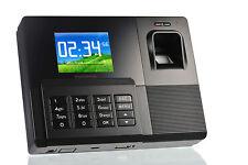 Fingerprint Tiempo de asistencia TFT Pantalla TCPIP Time Recorder Terminal