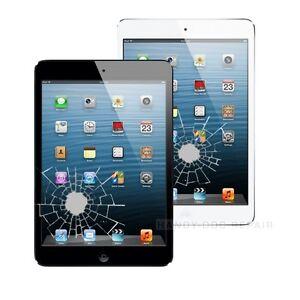 Reparatur iPad Mini 1 Mini 2 Mini 3, Air 1 iPad 2 Touchscreen Display Touch Glas