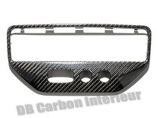 DB Carbon Climate control center frame real Carbon for Maserati GranTurismo