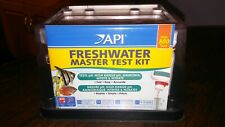 NEW! API Freshwater Master Test Kit Aquarium pH Nitrite Nitrate Ammonia Exp 2022