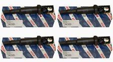 Set of (4) BMW X3 Bosch Ignition Coils 00124 12138647689