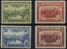 Multiple Papua New Guinean Stamps (Pre-1975)