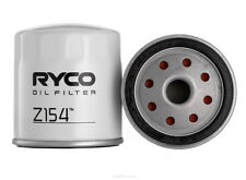 Ryco Oil Filter Z154 - FOR HOLDEN COMMODORE VG VP VR VS VT VU VY VX VN BOX OF 10