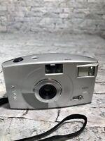 Kodak KB 32 35MM Film Point And Shoot Camera Silver Gray
