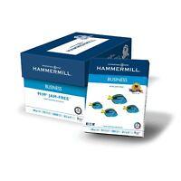 "Hammermill Business Copy Paper,20lb, 92 Bright, 8 1/2"" x 11"", 10 Ream/5000 sheet"