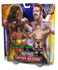 WRESTLEMANIA xXx FANTASTY MATCHUP SUPERSTARS ULTIMATE WARRIOR VS SHEAMUS