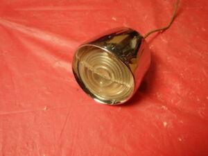 1955 1956 CHRYSLER DODGE DESOTO BACK UP LAMP 1622650 300 NEW YORKER WINDSOR NICE