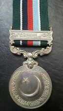 PAKISTAN KASHMIR WAR MEDAL IN URDU 1964-65 L@@K!