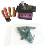 Metal Gear 9g RC Servo Micro for robot Airplane Align Trex 450 RC Helicopter
