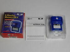 X-Shocker Memory Card & Rumble Pak für Nintendo 64 / N64 mit OVP
