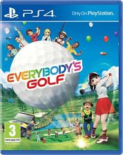 Everybody's Golf | PlayStation 4 PS4 New