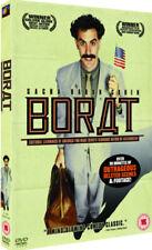 Borat DVD (2007) Sacha Baron Cohen, Charles (DIR) cert 15 FREE Shipping, Save £s