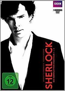 Sherlock - Staffel 1-3 [7 DVDs] von Paul McGuigan, Euros Lyn   DVD   Zustand gut