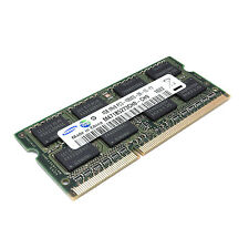 Samsung 1.5V DDR3 4GB PC3-10600 1333 Mhz Laptop Sodimm Memory Ram