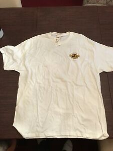Hard Rock Cafe - Tampa - City T-Shirt - New with Tags Size XL (out of print)