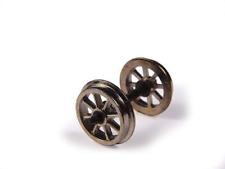Bachmann 36-014 Metal Spoked Wagon Wheels 12.6mm (Pk10)