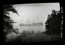 1930 SS Albert Ballin Ocean Liner Ship Old Photo Negative 685B