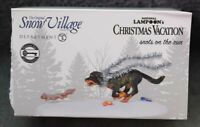 DEPT 56 SNOTS ON THE RUN NATIONAL LAMPOON CHRISTMAS VACATION 6005470 SNOW VILLA