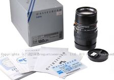 Mint- in box Hasselblad Zeiss Sonnar T* CFi 180mm f/4 for 503cw 501cm 203fe