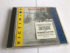 Billy Bragg - Victim of Geography (1998) CD V NR MINT 711297106121
