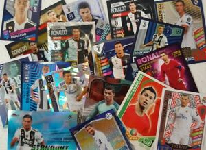 CRISTIANO RONALDO CR7 Football / Soccer Card & Sticker SINGLES