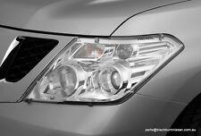 Nissan Patrol Y62 Headlamp Covers