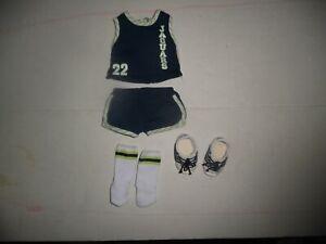 American Girl Julie's Basketball Uniform