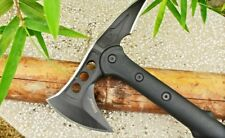 Tactical Military Outdoor Axe Tomahawk Climbing Hiking Hunting Survival Tool Cut