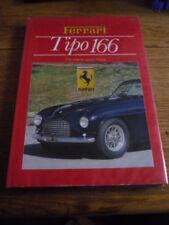 FERRARI TIPO 166 CAR BOOK