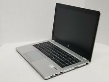 New listing Hp EliteBook Folio 9470m Laptop 1.9Ghz i5-3437u 4Gb 256Gb Ssd WebCam Backlit Sp1