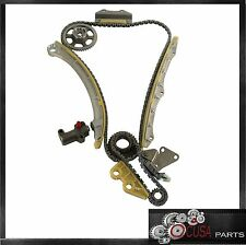 TIMING CHAIN KIT for Honda CR-V 02-09 ELEMENT 03-11 ACCORD  ACURA TSX 04-08 2.4L
