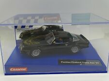 Carrera 30865 Digital 132 Slot Car Pontiac Firebird Trans Am 1977  M.1:32