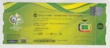 Orig.Ticket  WM Deutschland 2006  SERBIEN/MONTENEGRO - ELFENBEINKÜSTE / Spiel 38
