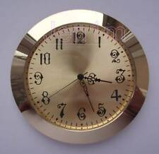 """65mm fit 61mm or 2, 3/8"""" hole/ Clock /Watch Insert 10% off addl/ free spare batt"""