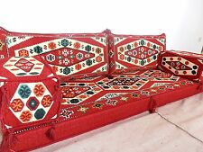 oriental seating sofa,arabic floor sofa,hookah bar furniture,arabic couch- MA 27