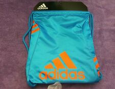 Adidas Sackpack String Bag Blue/Orange