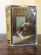 BLACK GOLD By Albert Payson Terhune - 1922, 1st ed in dustjacket