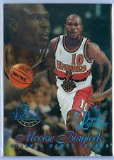 MOOKIE BLAYLOCK 1996-97 FLAIR LEGACY ROW 1 SP/150