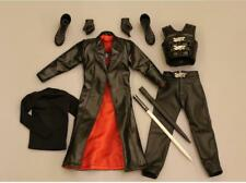 1/6 Scale Hot Blade Wesley Snipes BLADE II Clothes Figure set