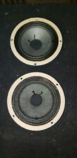 """Pair Of Zenith 49-2231 5"""" alnico Woofer. Circle Of Sound"""