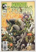 Marvel Knights #9 (2001) Dr. Strange, Punisher, Shang-Chi, Daredevil, Moon D