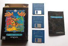 Benefactor Bene Factor Commodore Amiga Ovp Boxed Working! Psygnosis