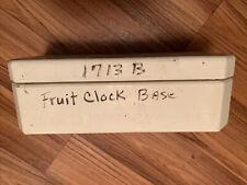 Duncan Mold DM 1497 Base For Fruit Clock