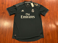 2018-19 Adidas Real Madrid Men's Away Soccer Jersey Large L Authentic Version