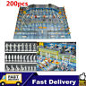 Aircraft Airplane Models & Accessories Assembled Airport Playset Kid XMAS