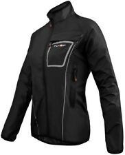 Funkier Ladies WaterProof Jacket, Black, Size XL RRP £59.99