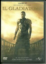 DVD Il Gladiatore. Russel Crowe