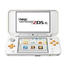 Consola Nintendo 2DS XL Blanco/naranja