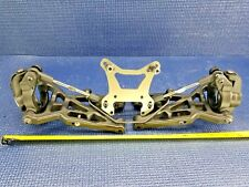 Losi 1/5 5ive-T * COMPLETE FRONT SUSPENSION SET ARMS HUBS BEARINGS LINKS TOWER